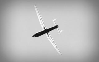 1:6.25 scale MALE UAV under UCA-301 autopilot control